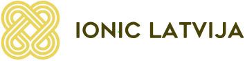 ioniclatvija.lv Logo